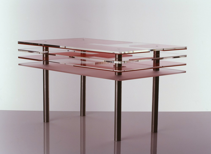 28 lucite kitchen table custom acrylic fabrication by onest