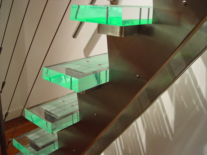 Fabrication Applications Using Lucite Cast Acrylic Sheet