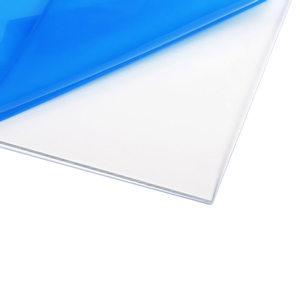 """.125/"""" x 12/"""" x 48/"""" Inch White Color PTFE Sheet TFE Plastic Plate Panel"""