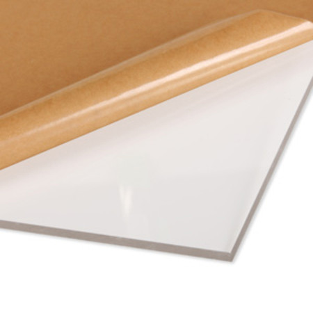 0 250 Quot X 72 Quot X 144 Quot Clear Plexiglass Acrylic Sheet At