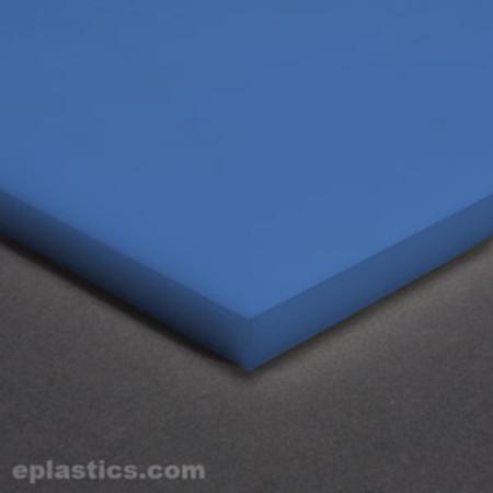 0 250 Quot X 24 Quot X 48 Quot Blue Fda Acetal Sheet At Eplastics