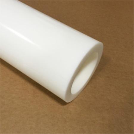 120mm Od X 100mm Id Natural Acetal Tube At Eplastics