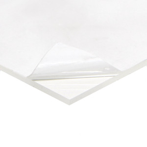 Clear LuciteLux Acrylic Sheets Cut-to-Size from ePlastics