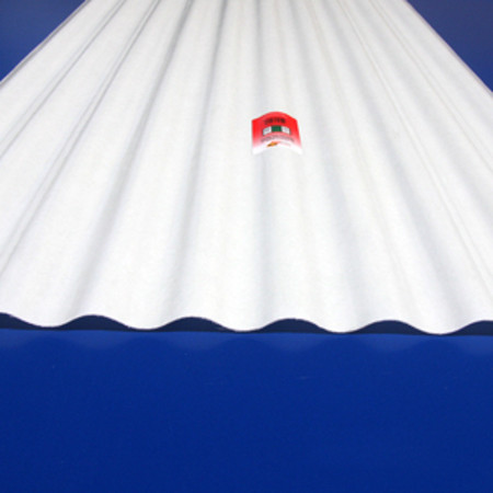 Super 600 6 Oz White 920 26 Quot X 96 Quot 2 1 2 Quot Corrugated
