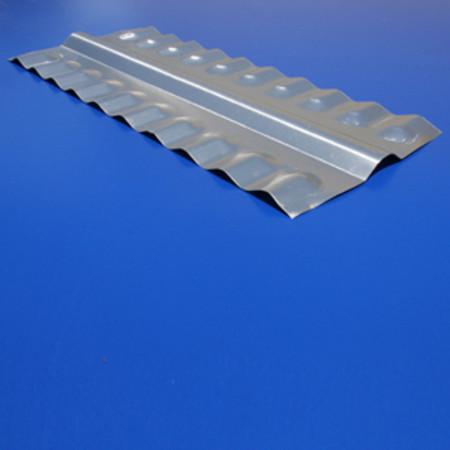 Frp Aluminum Roof Ridge Roll 28 Quot Long For 2 1 2