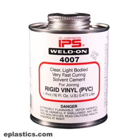 Weld On 174 4007 Gallon Kit At Eplastics