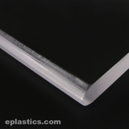 Milled Full Roundover Bullnose 3 8 Quot To 1 2 Quot At Eplastics