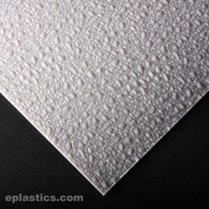 Cut-to-Size Cracked Ice Lighting Diffusers In Stock Now at ePlastics