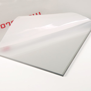 White LEXAN MAKROLON Polycarbonate Sheet 1//16 x 48 x 12