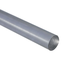 "24/"" long clear acrylic plexiglass rod  lucite 1 pce .625 5//8"" dia"