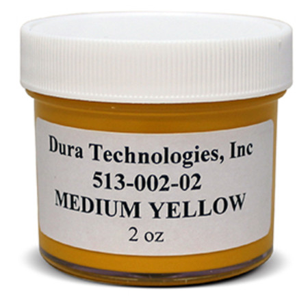 2 Oz Bottle Medium Yellow Pigment At Eplastics