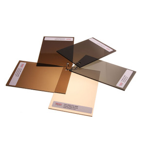 Custom Cut Bronze Gray Plexiglass Acrylic Sheets