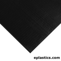 black ultem sheets