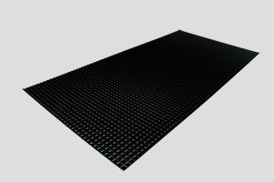 315 x 2 39 x 4 39 black egg crate diffuser great for reef aquariums. Black Bedroom Furniture Sets. Home Design Ideas