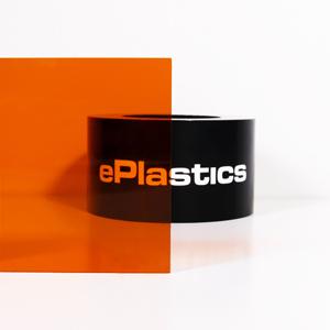 x 48 x 72 2422 amber plexiglass acrylic sheet at eplastics. Black Bedroom Furniture Sets. Home Design Ideas