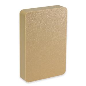 x 24 x 48 beige hdpe sheet textured at eplastics. Black Bedroom Furniture Sets. Home Design Ideas