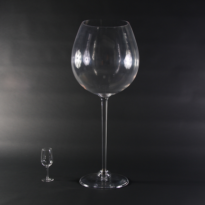 Giant Plastic Wine Gl Decoration Wedding Tips And Inspiration