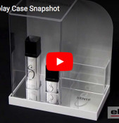 VIDEO: Cosmetic Display Case Snapshot
