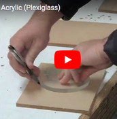 VIDEO: How to Cut Plexiglass Acrylic Sheet