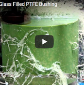 VIDEO: Machining a PTFE Bushing