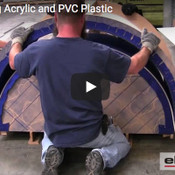 VIDEO: Thermoforming Acrylic and PVC Sheet