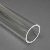 Clear Cast Acrylic Tube